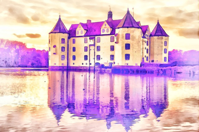 Castle, Fortress, Landmark, Historical, Sightseeing