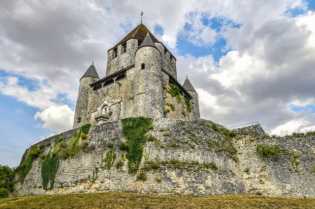 Tower, Fortress, Castle, Medieval, Walls, Middle Ages
