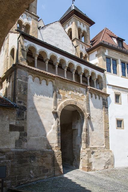 Comburg, Schwäbisch Hall, Monastery, Castle, Fortress