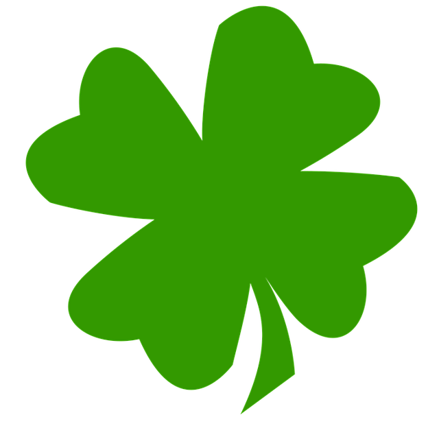 Luck, Klee, Have, Lucky Clover, Four Leaf Clover, Green