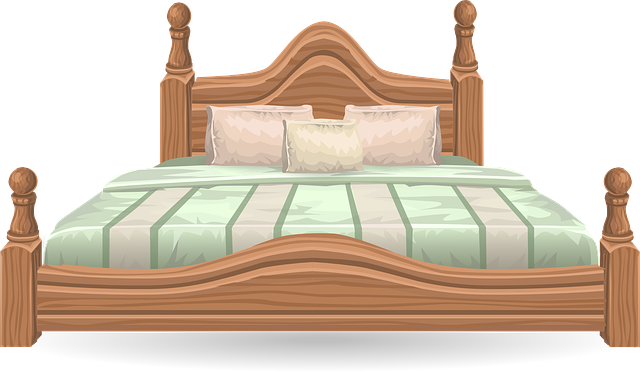 Bed, Furniture, Bedroom, Four Poster, Four-poster