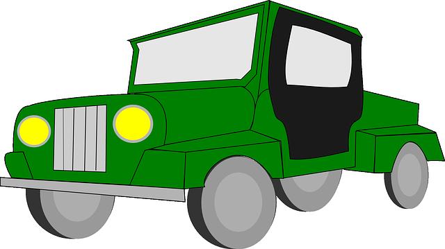 Jeep, Vehicle, Four-wheel Drive, Four Wheel Drive, 4x4
