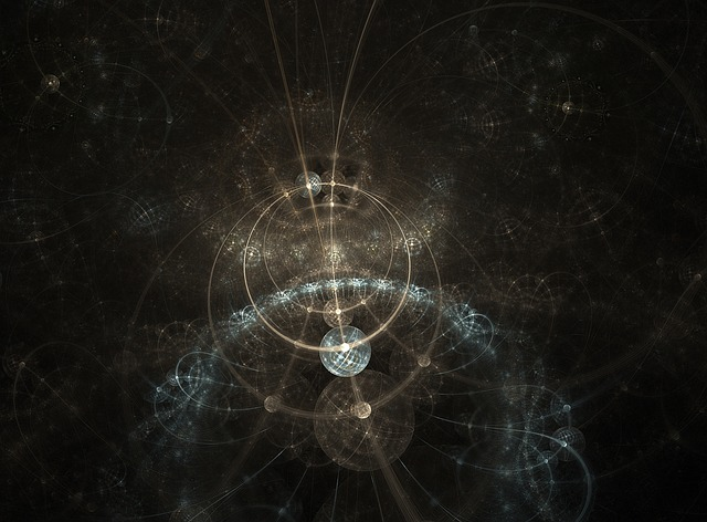 Fractal, Abstract, Background, Physics, Science