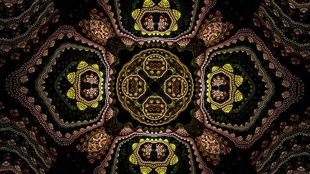 Fractal, Fractal Art, Texture, Artistic, Pattern