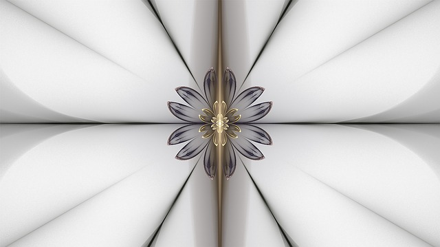 Fractal, Fleur, Elegance, Flower, Abstract, Fractal Art