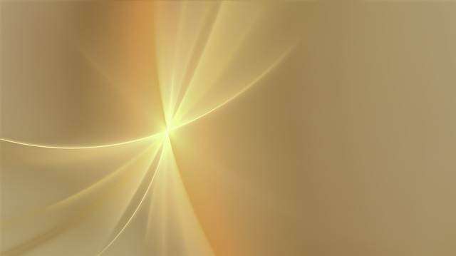 Fractal, Orange, Gold, Background, Texture, Warmth