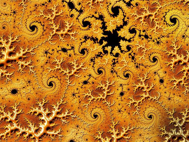 Fractal, Pattern, Spiral