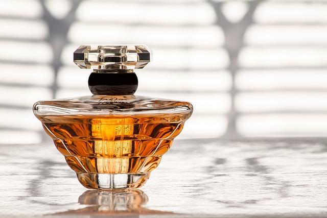 Safe, Perfume, Fragrance, Bottle, Flacon