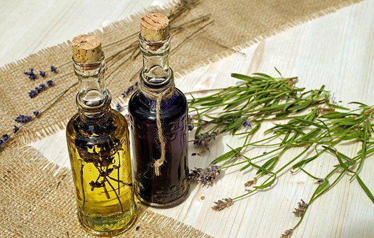 Bath Oil, Oil, Lavender, Fragrant Oil, Ethereal