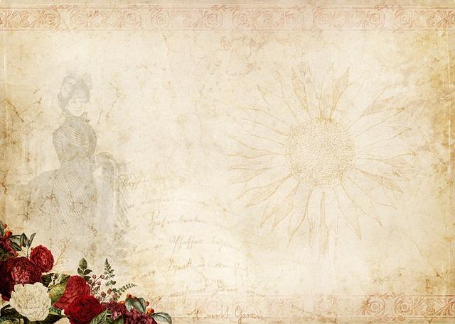 Flowers, Frame, Ornament, Shabby, Chic