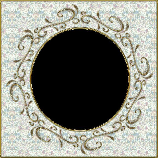 Frame, Framework, Picture Frame, Border, Trim