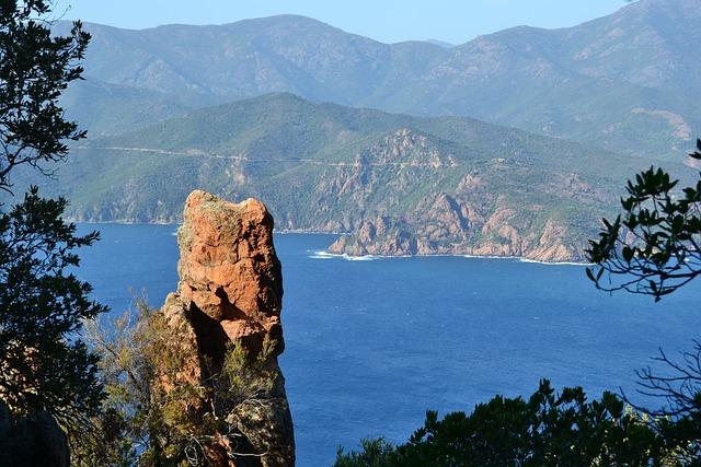 Corsica, Piana, France