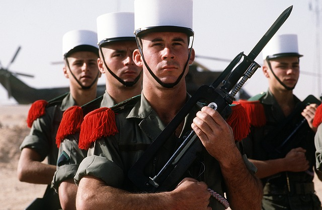 France, French, Foreign Legion, Military, Historical
