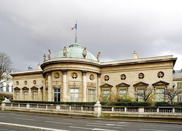 Paris, France, Legion D'honneur, Building, Landmark