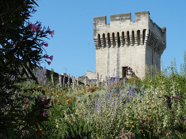 Avignon, France, Provence, Historically, Tower