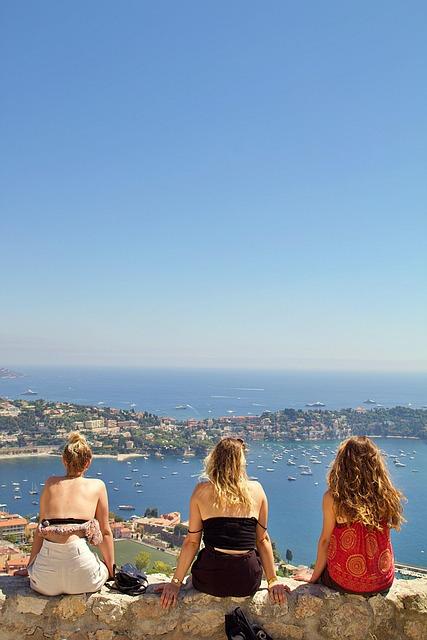 Nice, France, South Of France, Building, Mediterranean