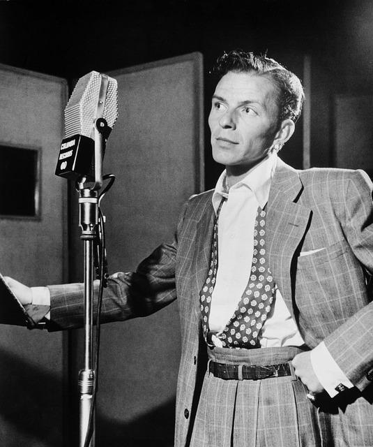 Frank Sinatra, 1947, Portrait, Singer, Actor