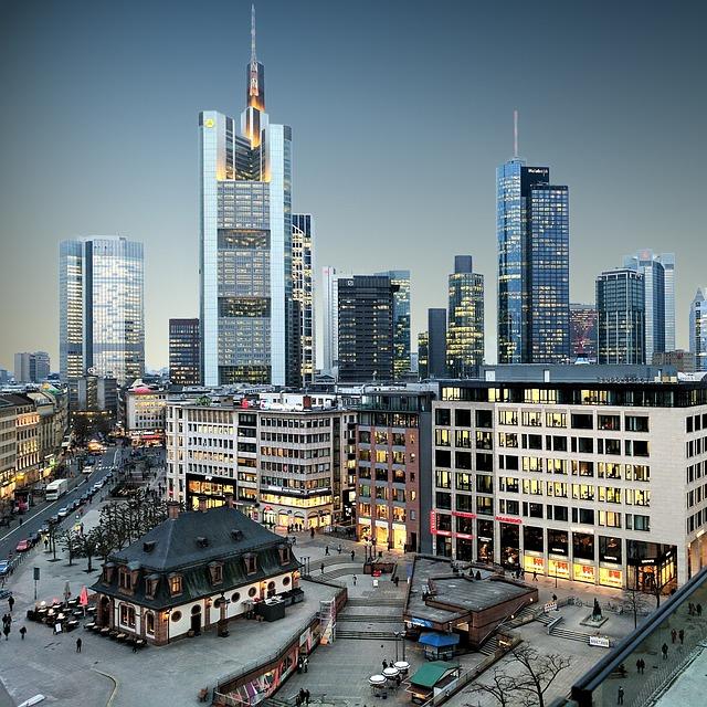 Germany, Frankfurt Am Main, Frankfurt, City