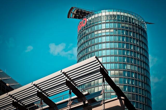 Architecture, Skyscraper, Glass Facades, Frankfurt