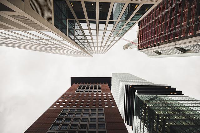 Frankfurt, Skyscraper, Architecture, City, Skyline