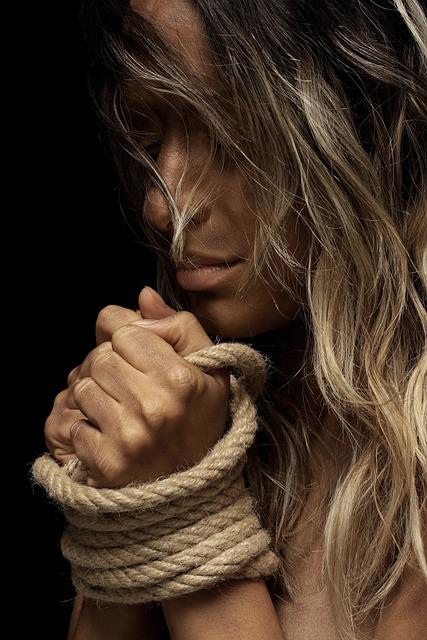 Rope, Model, Exposure, Hands, Bondage, Freedom, Passion