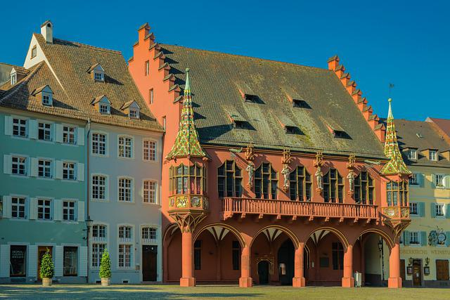 Freiburg, Historic Department Store, Outstanding