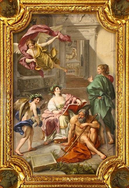 Fresco, Mural, Fresh Painting, Anton Raphael Mengs