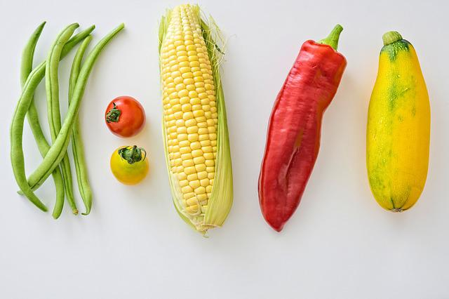 Beans, Corn, Fresh, Healthy Cooking, Organic Foods