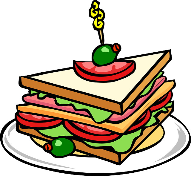 Sandwich, Bread, Food, Tomato, Fresh, Nutrition
