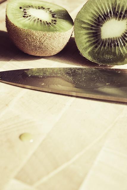 Kiwi, Fruit, Food, Healthy, Vitamins, Fresh, Delicious