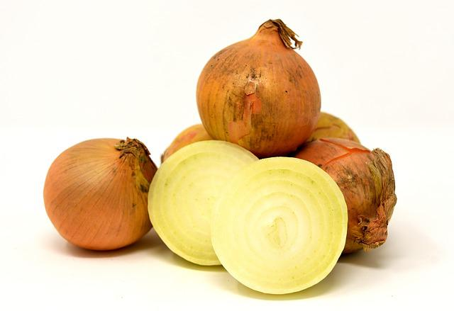 Onions, Vegetables, Food, Nutrition, Healthy, Fresh