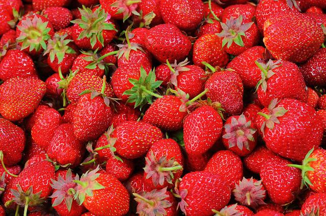 Strawberries, Berries, Fruit, Freshness, Nature, Ripe