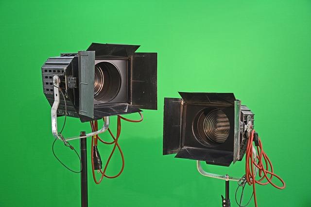 Spot, Spots, Spotlight, Fresnel Lens, Stage Lighting