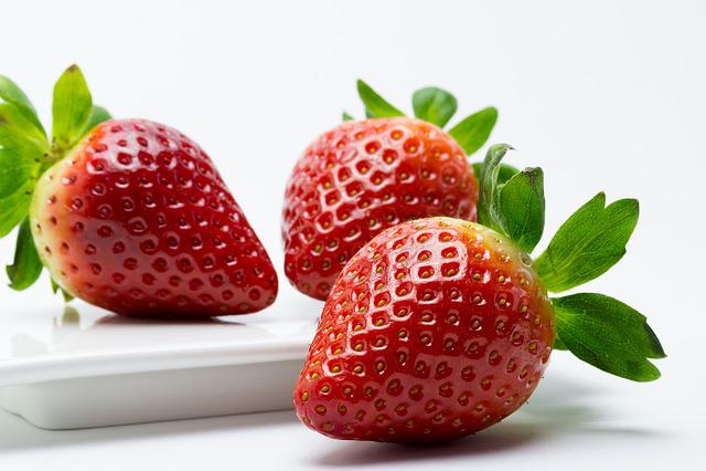 Fresón, Strawberries, Fragaria, Fruit, Food, Healthy