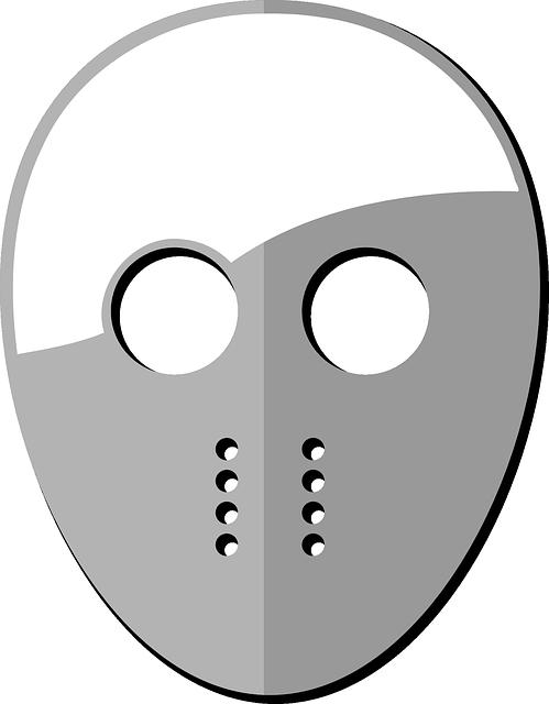 Jason Mask, Friday, 13th, Mask, Horror, Psychopath