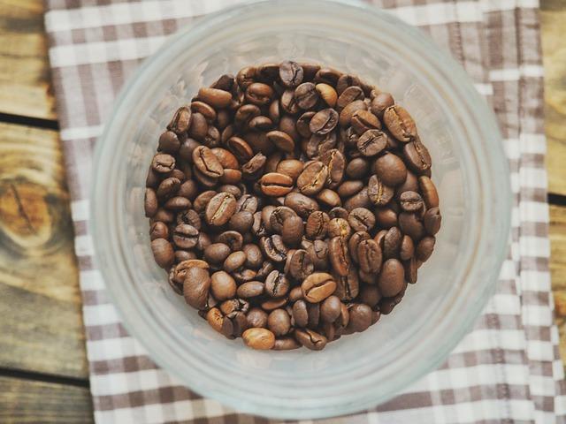 Coffee Beans, Coffee, Drink, Fried, Grain, Drink Coffee