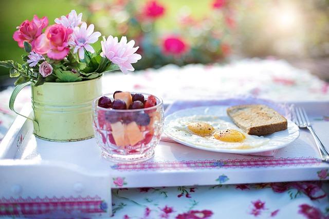 Breakfast, Fried Eggs, Meal, Egg, Food, Plate, Healthy