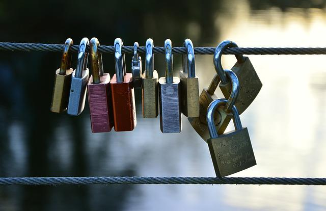 Love Locks, Castle, Padlock, Love, Bridge, Friendship