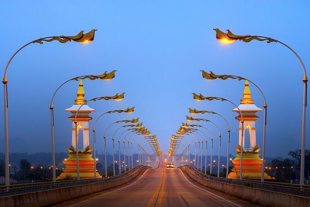 Bridge, Transportation, Prosper Said The, Friendship