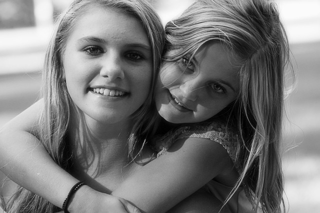 Best Friends, Girls, Friendship, Sisters, Young