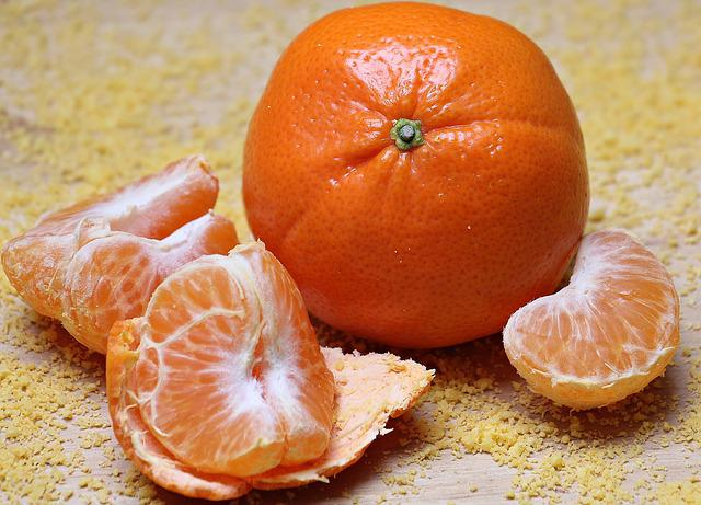Tangerines, Citrus, Fruit, Clementines, Citrus Fruit