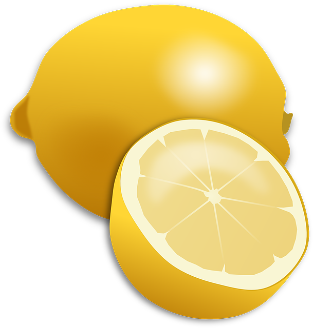 Lemon, Fruit, Food, Citrus, Slice, Vitamins, Healthy