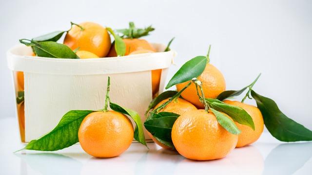 Tangerines, Clementines, Fruit, Vitamins, Healthy