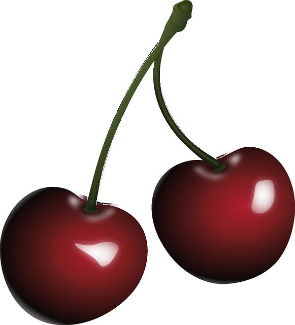 Cherries, Fruit, Red, Sweet, Delicious, Healthy, Food