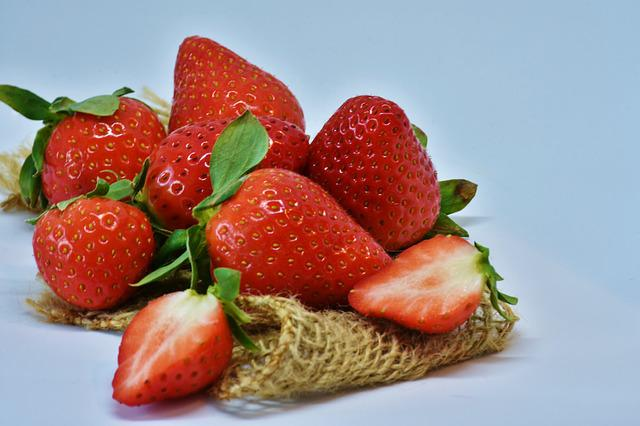 Strawberries, Fruit, Food, Healthy, Berry, Diet, Detox