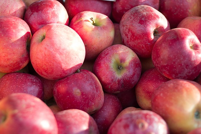 Apples, Red, Fruit, Food, Red Apple, Ripe, Agriculture