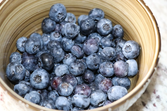 Fruit, Food, Blueberry, Healthy, Berry, Closeup, Health