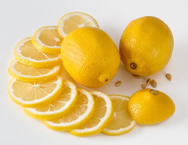 Lemon, Citrus, Fruit, Juicy, Juice, Sour, Healthy