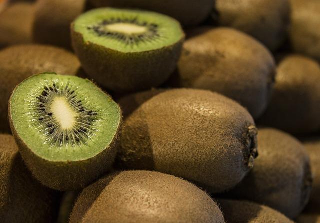 Fruit, Food, Kiwi, Tropicale