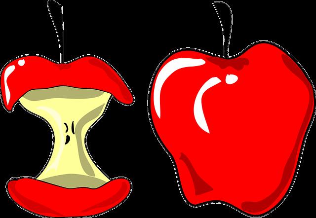 Apple, Fruit, Food, Vitamins, Healthy, Macintosh, Mac